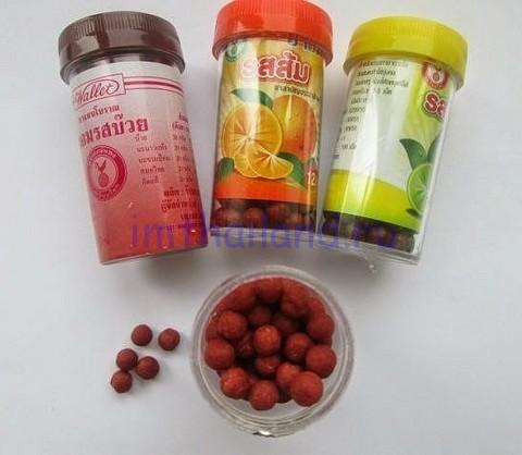 Тайские шарики от кашля 100 шт