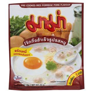 Рисовая каша тайская со свининой Mama 50 гр