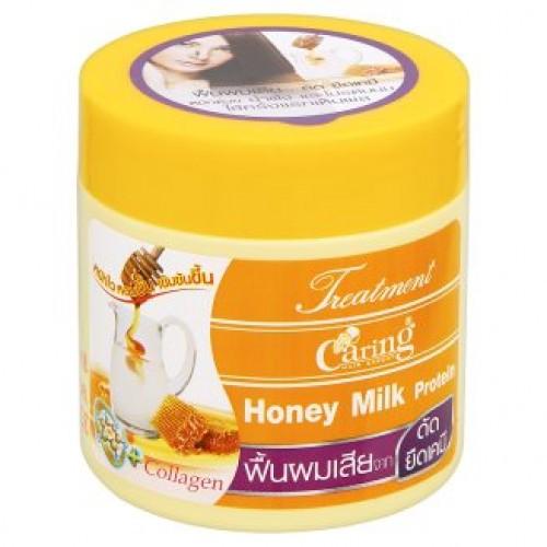 Тайская маска для волос ухаживающая с медом Treatment 250 мл