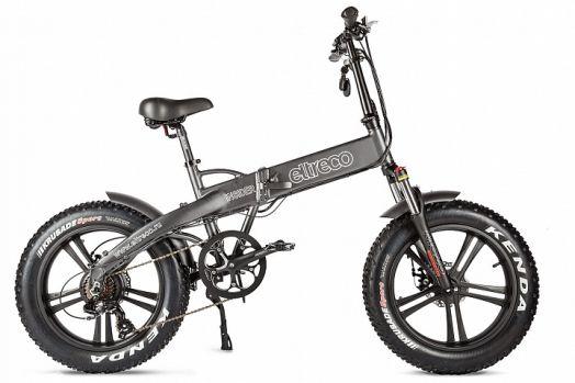 Велогибрид Eltreco INSIDER Серый