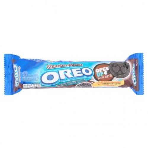 Шоколадное печенье с шоколадным кремом Oreo 137 гр