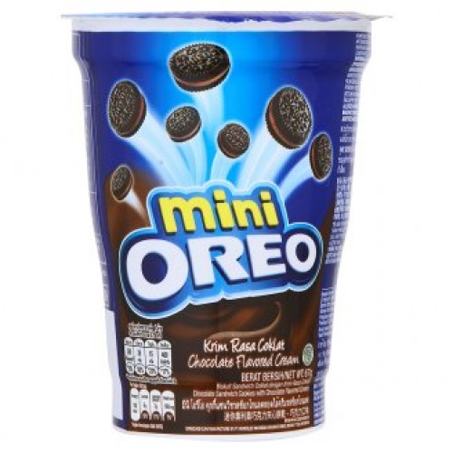 Печенье Орео мини с шоколадным кремом 67 гр