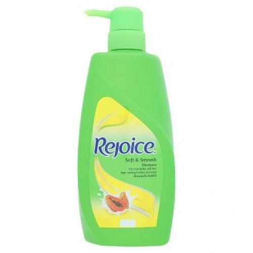 Мягкий шампунь для ежедневного применения с папайей Rejoice 600 мл