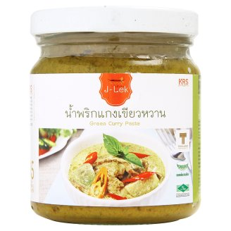 Паста карри зеленый J Lek Green Curry Paste 195 гр