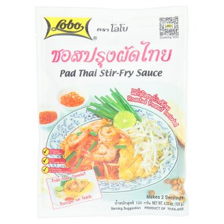 Паста для тайской лапши Пад Тай Lobo 120 гр