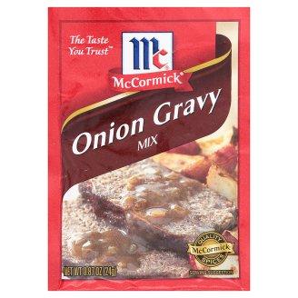Тайский соус Луковый McCormick Onion Gravy Mix 24 гр