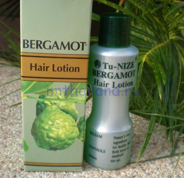 Лосьон-бальзам от выпадения волос Бергамот