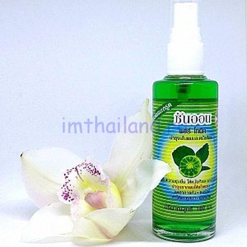 Лосьон для укрепления волос с маслом лайма и бергамота 100 мл