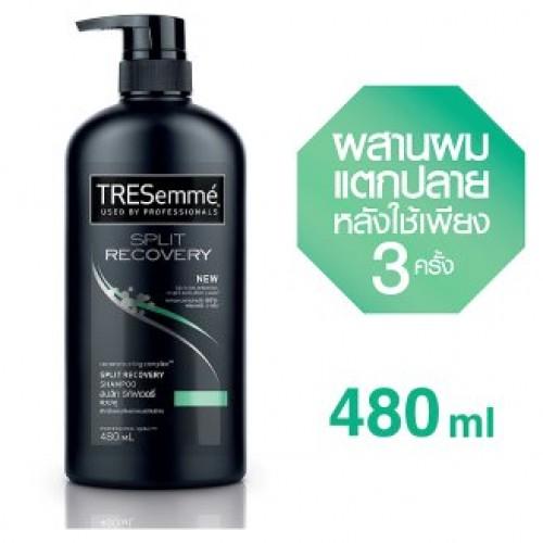 Шампунь для волос ламинирующий Tresemmе Split Recovery 480 мл