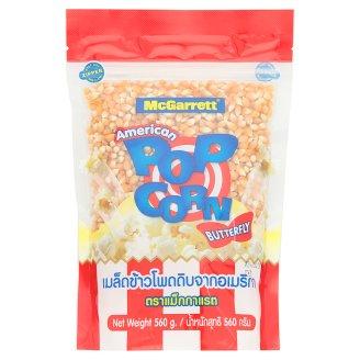 Кукурузные зерна Бабочка McGarrett American Popcorn 560 гр