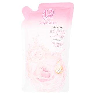 Крем для душа отбеливающий Роза 12 Plus (дой-пак) 500 мл