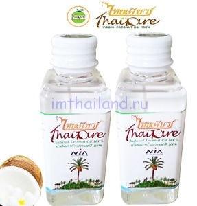Кокосовое натуральное масло Thai Pure 60 мл