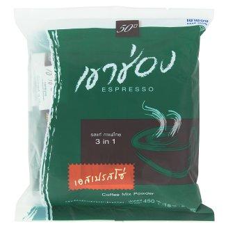 Тайский кофе растворимый Эспрессо Khao Shong Expresso 3 в 1 25 шт