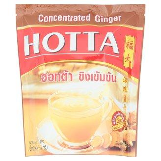 Чай имбирный Hotta концентрированный 14 пакетов