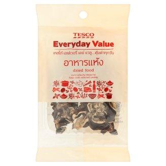 Грибы Муэр черные сушеные Tesco 25 гр