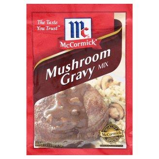 Грибной соус McCormick Mushroom Gravy Mix 21 гр