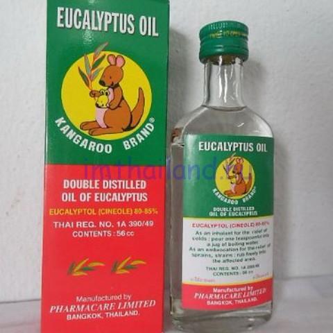 Эвкалиптовое масло Кенгуру Kangaroo 8,5 гр