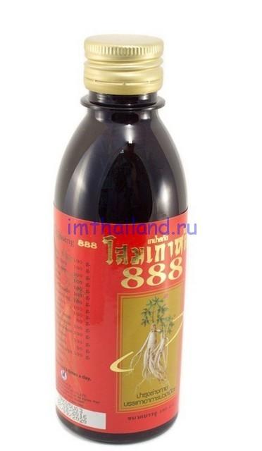 Корейский женьшень Ginseng Extract 888 180 мл