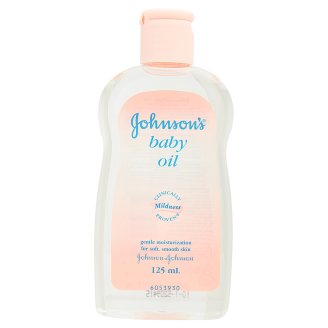 Детское масло для новорожденных Johnson's Baby 125 мл