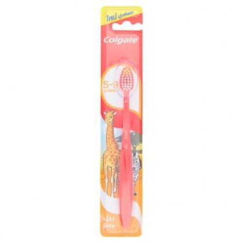 Детская зубная щетка для девочек 5-9 лет Colgate Kids