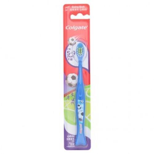 Детская зубная щетка для мальчиков Colgate Extra Soft 5-9 Years Kids Toothbrush 1 шт