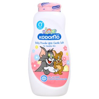 Детская присыпка мягкая формула Kodomo Gentle Soft Baby Powder 200 гр