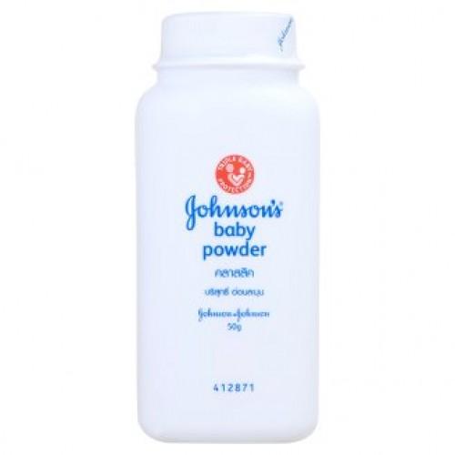 Детская присыпка Классическая Johnson's Classic Baby Powder 50 гр