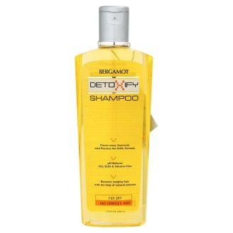 Детокс шампунь для волос цитрусовый Bergamot 200 мл