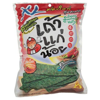 Чипсы нори в японском стиле острые Tao Kae 59,5 гр