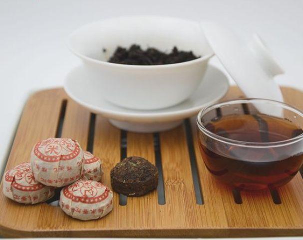 Чай Пуэр 10 штук