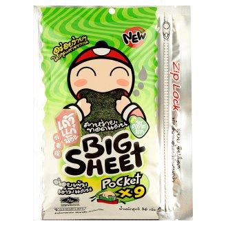 Big Sheet чипсы из водорослей 36 гр