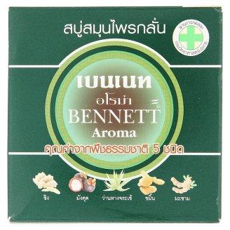 Тайское мыло Bennett травяное 160 гр