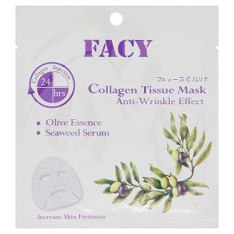 Тканевая маска для лица с коллагеном Facy 21 мл