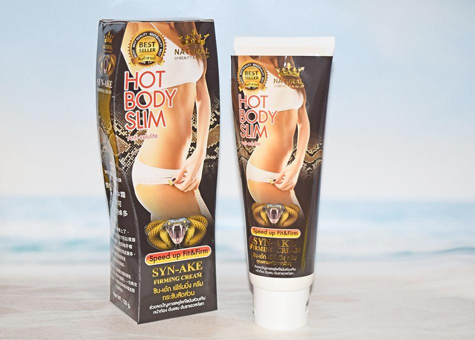 Антицеллюлитный крем Змеиный Syn-Ake Firming Cream 120 гр