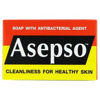 Антибактериальное тайское мыло Asepso 80 гр