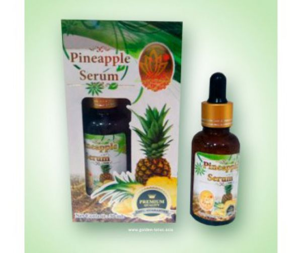 Ананасовая сыворотка для лица Pineapple serum 30 мл