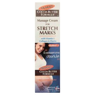 Крем для беременных против растяжек с маслом какао Palmer's Cocoa Butter 125 грамм