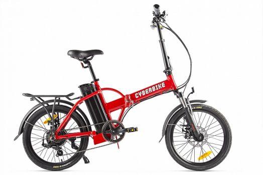 Велогибрид Cyberbike LINE Красный