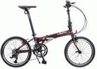 Складной велосипед LANGTU KY 8.2 (2018)