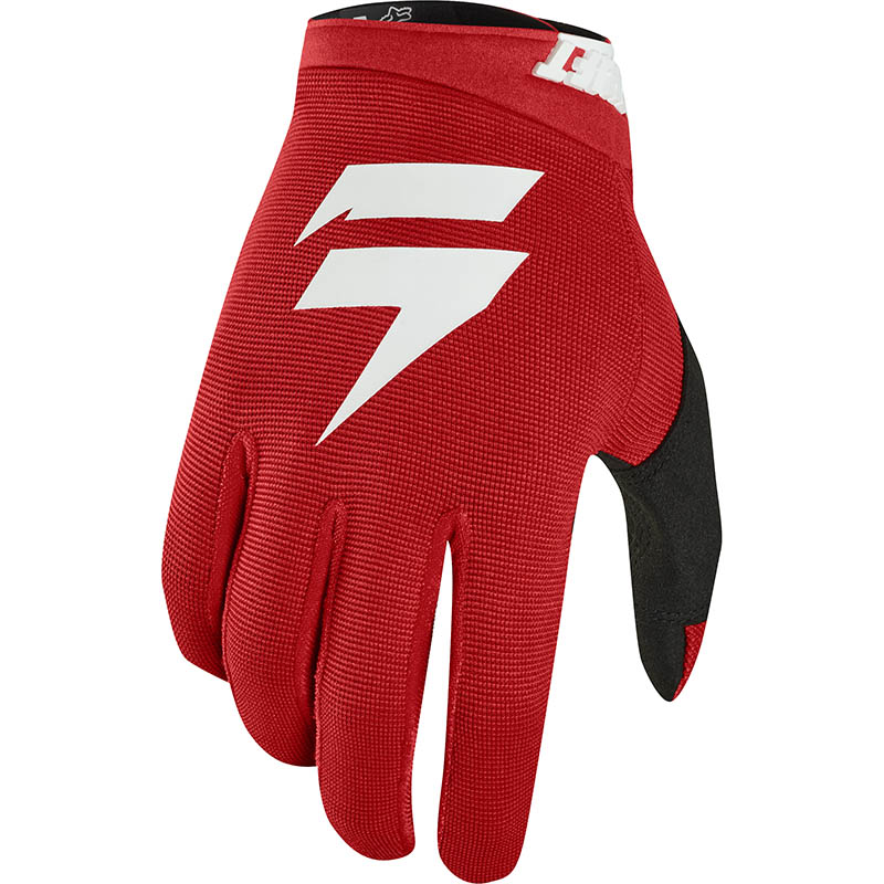 Shift - 2019 Whit3 Air Red перчатки, красные