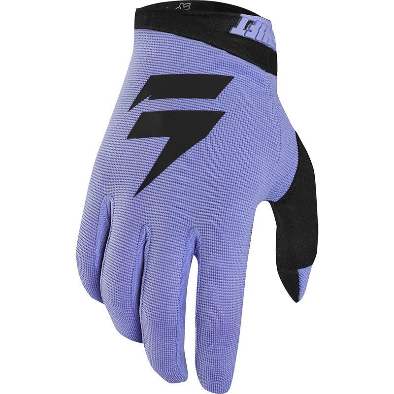 Shift - 2020 Whit3 Air Purple перчатки, фиолетовые