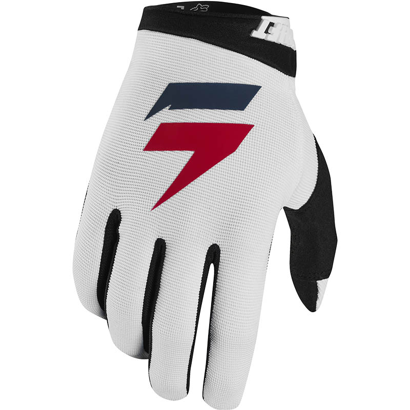 Shift - 2020 Whit3 Air White перчатки, белые
