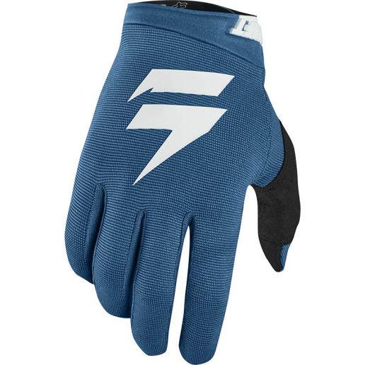 Shift - 2020 Whit3 Air Blue перчатки, синие