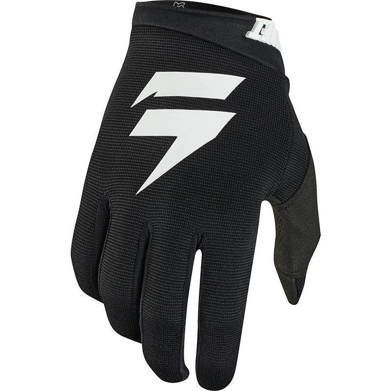 Shift - 2020 Whit3 Air Black перчатки, черные