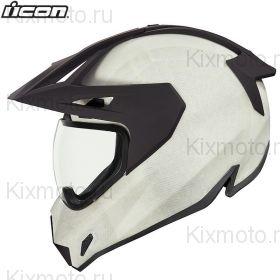 Шлем Icon Variant Pro Construct, Белый