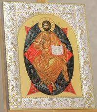 Икона Спас в Силах (14х18см)
