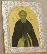 Икона Михей Радонежский преподобный (14х18см)