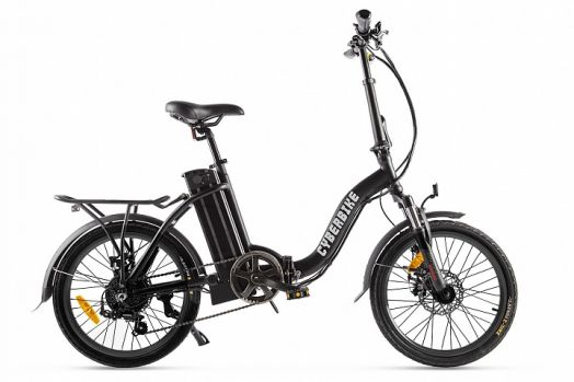 Велогибрид Cyberbike FLEX Черный
