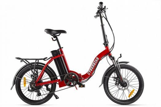 Велогибрид Cyberbike FLEX Красный