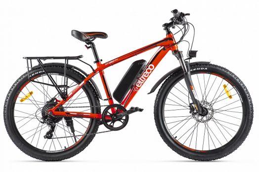 Велогибрид Eltreco XT 850 new Красный